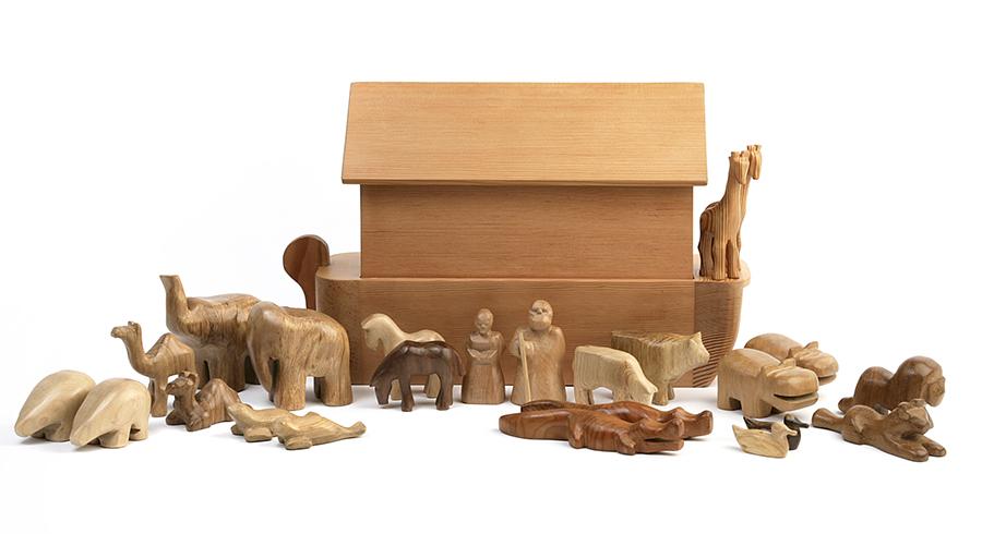 Handmade Wooden Ark